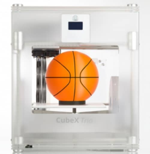 3D CUBE-X TRIO
